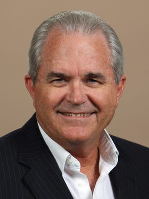 Paul Homes president Bob Knight.