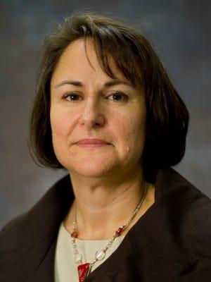 Tina Brunetti Sayer is the 2015 Free Press Automotive Leadership Award Winner for Community Involvement