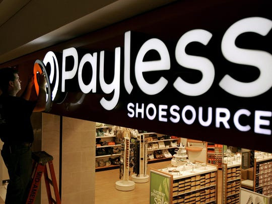 Payless ShoeSource has filed for Chapter 11 bankruptcy