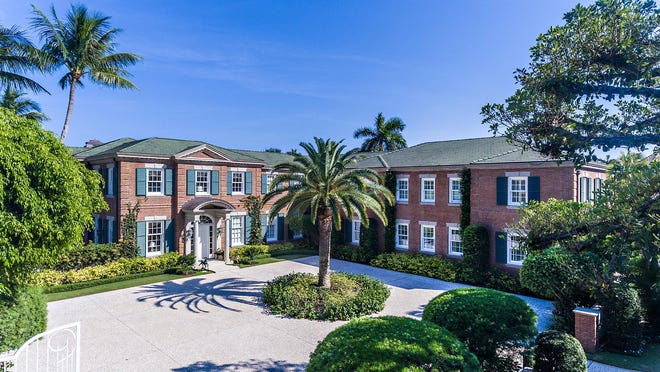 With an asking price of $25 million, the Dixon family's estate at 220 El Vedado Road in Palm Beach's estate section is under contract.