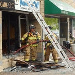 Early morning Denville fire leads to Main Street Plaza retail-residential evacuation