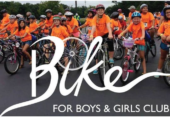 The Bike for Boys & Girls Club will be held Aug. 6,