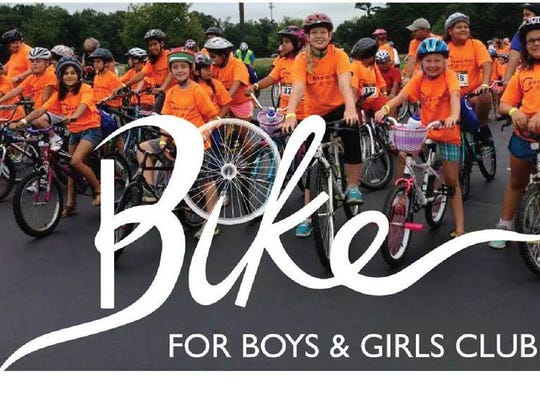 The Bike for Boys & Girls Club will be held Aug. 6, 2016 at Travel Guard.