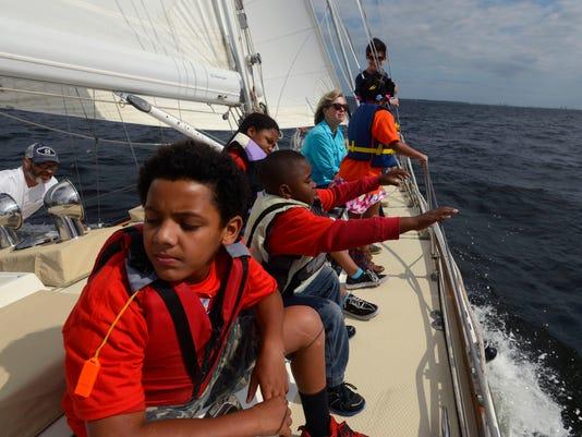 Boys Girls Club Sailing Field Trip 10