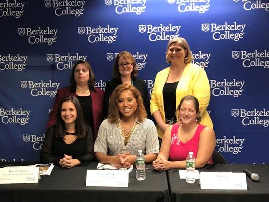 Berkeley College Women in Media event01