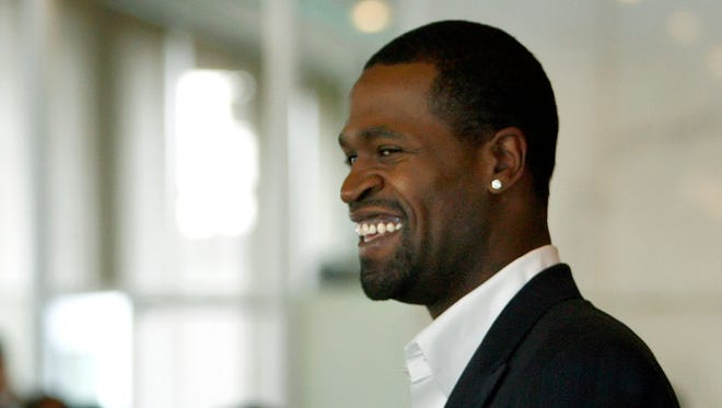 Stephen Jackson played for the Pacers from 2004-2007.