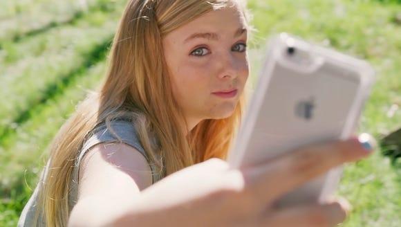 In 'Eighth Grade,' Elsie Fisher plays an insecure tween