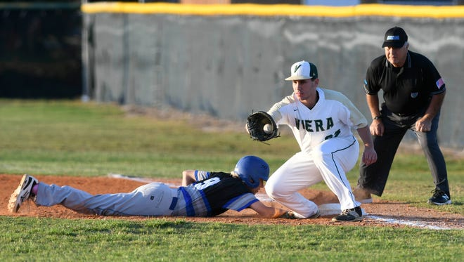 Viera and Sebastian River will play again Tuesday, this time for a spot in the 7A regional final.