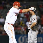 Mike Trout, Jose Altuve a tier of their own in fantasy baseball