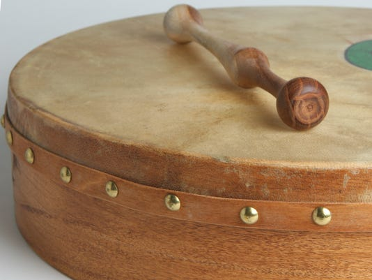 Irish Drum   Bodhran