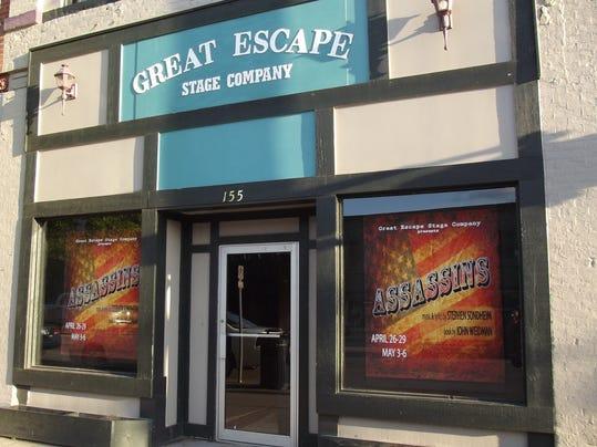 Great Escape Stage Company