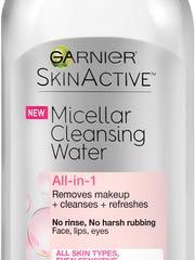 Garnier Skin Active Micellar Cleansing Water $8.99.