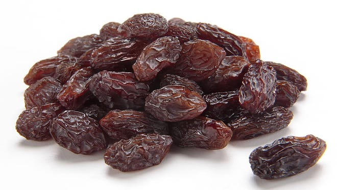 Raisins provide a nutritious snack or a delicious addition to recipes.