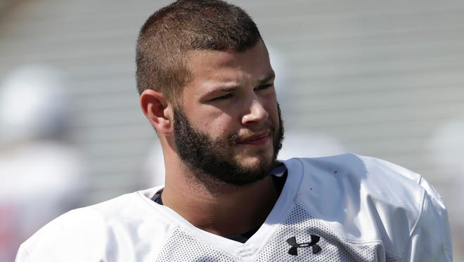 Wisconsin linebacker Jack Cichy is from Somerset but went to high school in Minnesota.