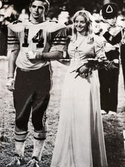 In 1973, Greg Pingston was homecoming king and captain