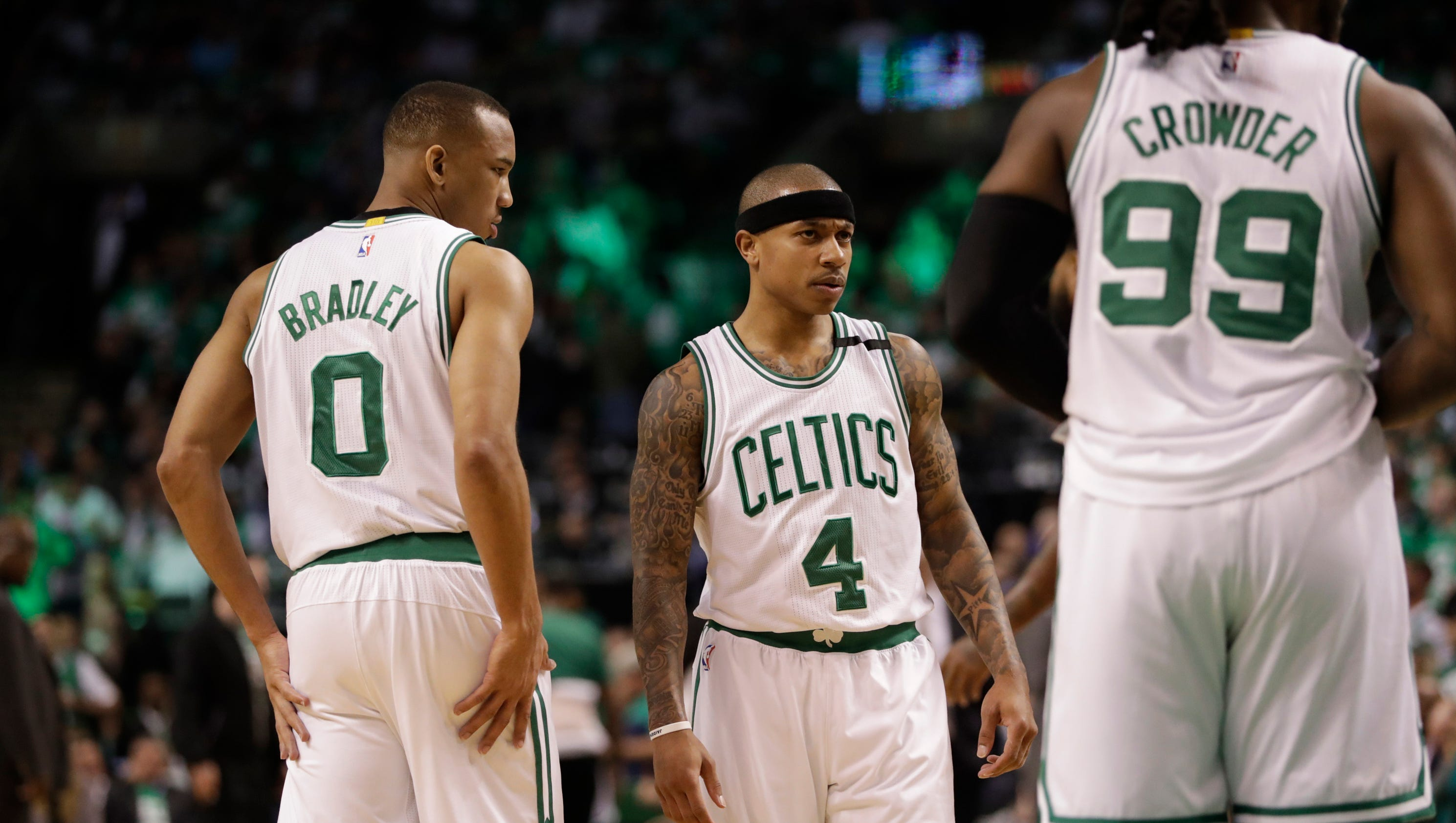 Boston Celtics know they're underdogs vs. Cleveland ...