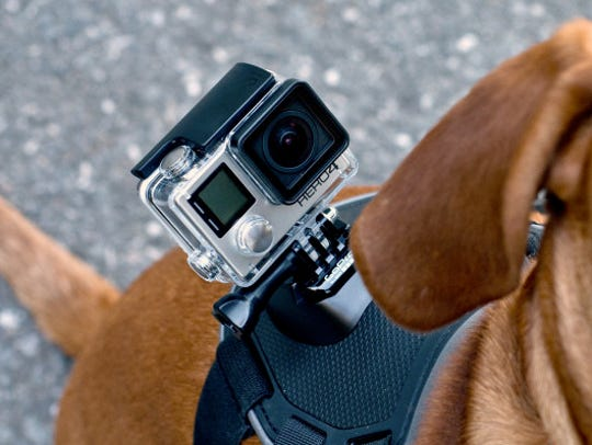 Apple might be gearing up to make an action-cam like