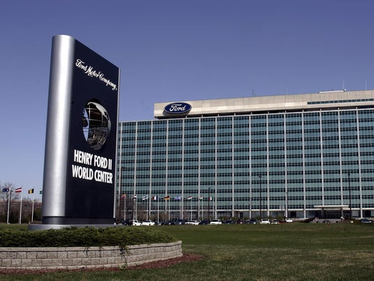 US-FORD HEADQUARTERS