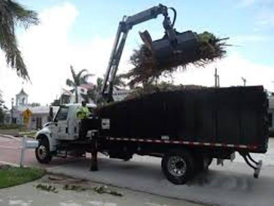 grapple-truck