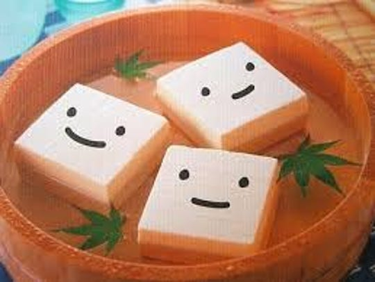 Happy tofu