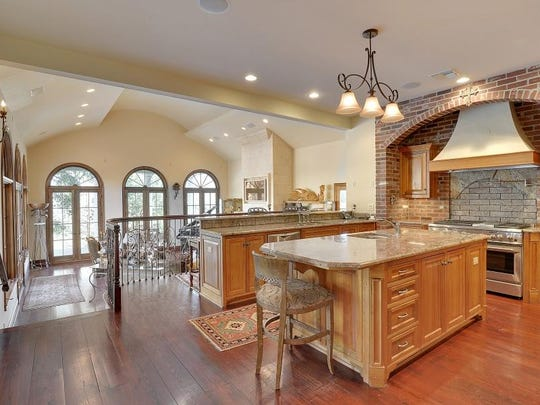 This home is located at 1007 Bonnie Drive and is listed at $1,499,900.