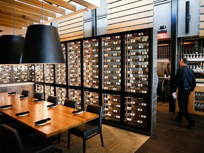 Photos Cooper S Hawk Winery 38 Restaurant Opens Monday