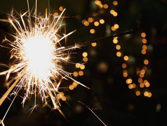Sparklers account for 70% of firework injuries.