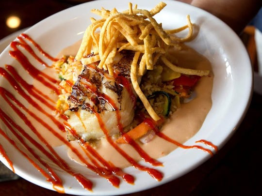 """Chilean sea bass at The Dock at Crayton Cove in Old Naples inspired Sarah E. Crain's """"Bucket List for Foodies: 50 Southwest Florida dishes that should be on your bucket list."""""""