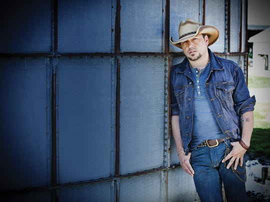 Jason Aldean will be at the Ford Center Thursday.