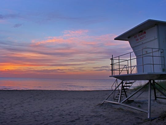 Cliff Cammarata /SUBMITTED TO YOURNEWS Weekend lifeguard coverage at South Beach Park has been suspended until the county can hire additional lifeguards, said Ron Parrish, county public-safety director.