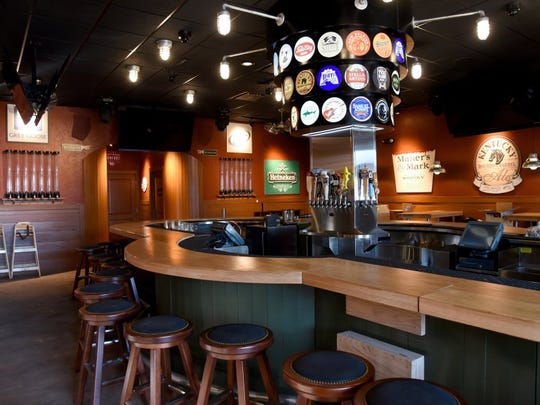 Drake's, featuring a diverse menu and craft beers on tap, is in the Deane Hill Center, 242 Morrell Road.