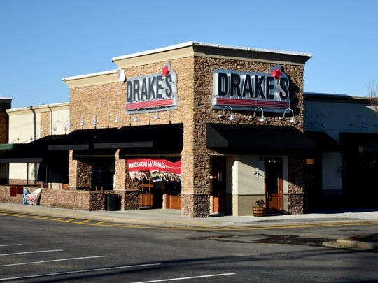 Drake's, a new restaurant concept featuring a diverse menu and craft beers on tap, is opening its first restaurant in Knoxville in February. It's in the Deane Hill Center, 242 Morrell Road.  (J. Miles Cary/Special to the News Sentinel)