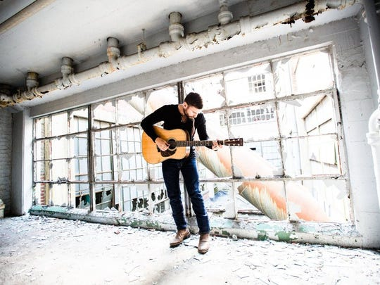 """Singer-songwriter Erick Baker says having a gig hosting """"Tennessee Uncharted"""" helped change his life."""