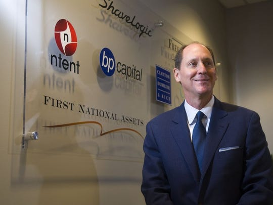 Former Pilot Flying J CEO John Compton has stayed in Knoxville, and launched a number of business ventures since leaving the fuel chain. (J. MILES CARY/NEWS SENTINEL)