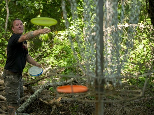 The Knoxville Disc Golf Association will host a charity