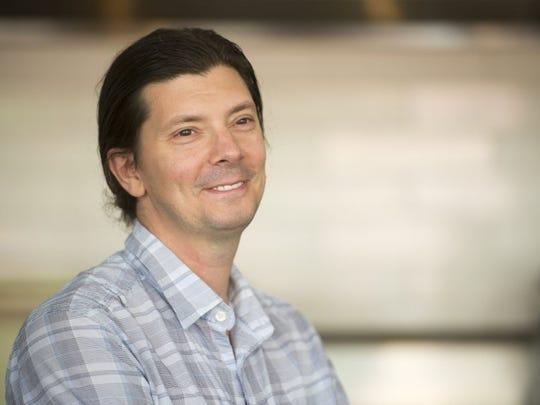 Chef Joseph Lenn of J.C. Holdway Restaurant