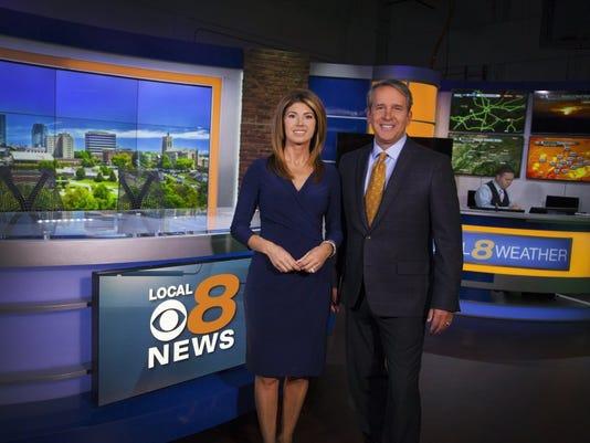 Media Watch A New Wvlt Set A New Wbir Show And A New News Sentinel