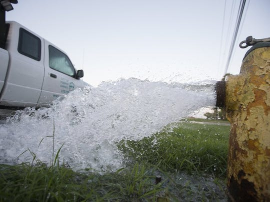 The city of Beeville issued a water boil notice Wednesday afternoon.