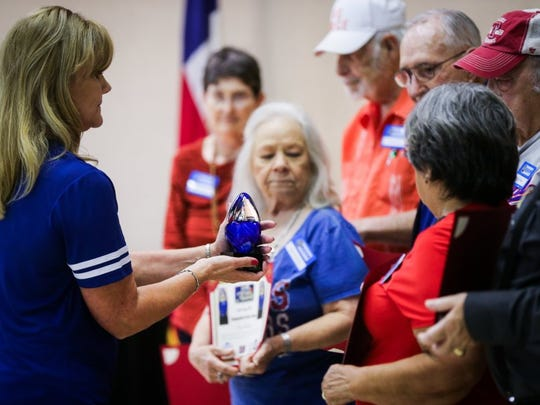 West Texas RSVP engages people 55 and older in volunteer service to meet critical community needs while providing a high-quality experience that will enrich the lives of the volunteers and those they serve.
