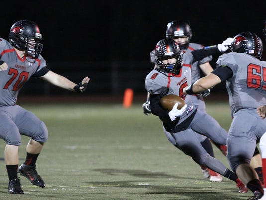 Chico Panther @ Foothill Cougars Prep Football