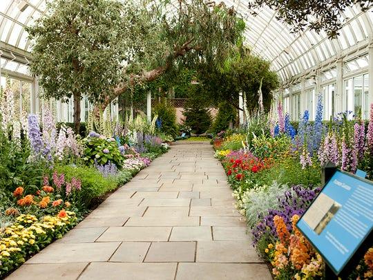 New York Botanical Garden.  ~Courtesy of New York Botanical Garden