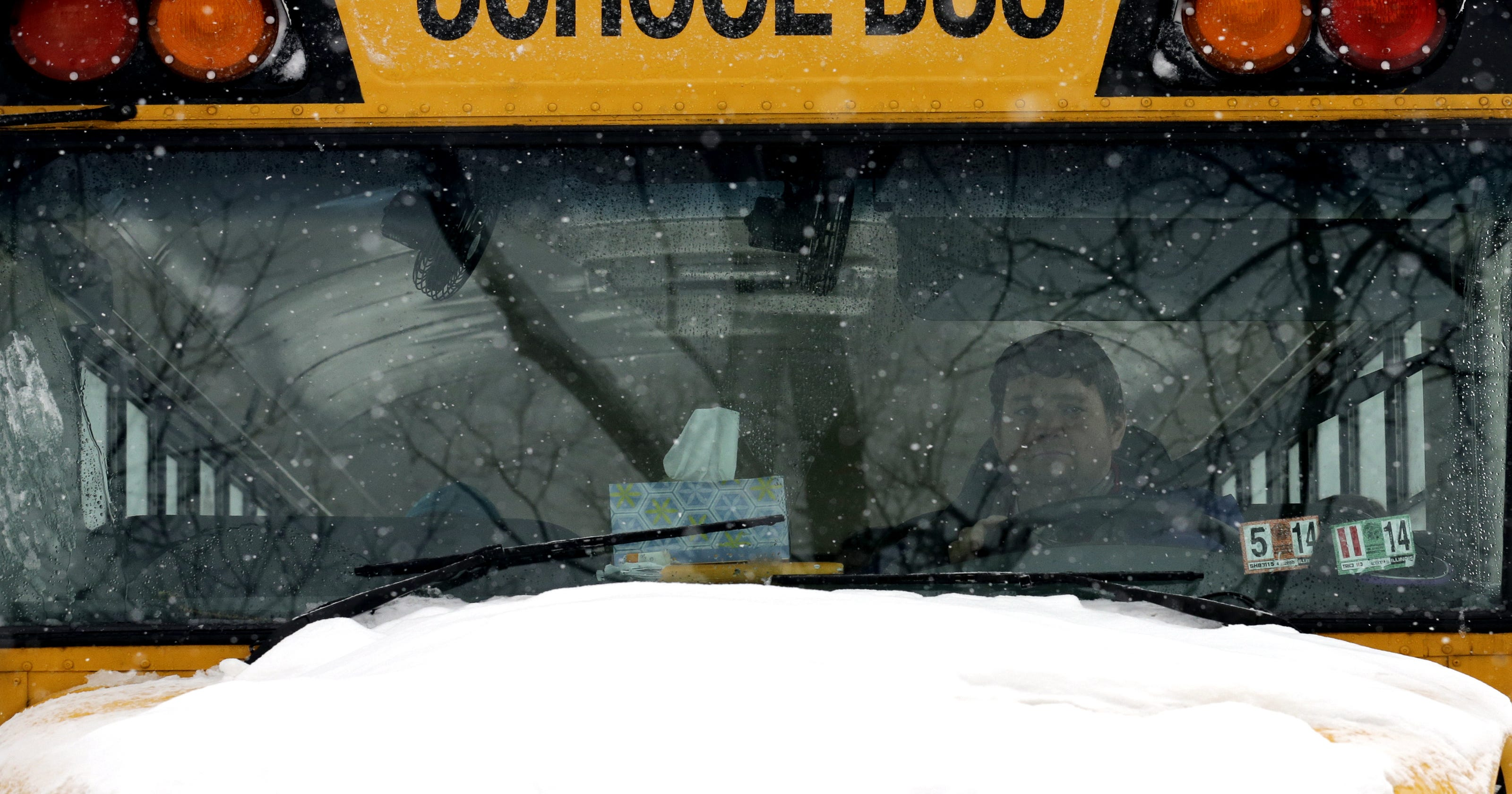 Greenville County schools closed Tuesday