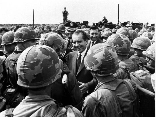 the controversies that surrounded president richard nixon Richard nixon's presidency has always been one surrounded by questions and controversy: why did he wiretap his own aides and diplomats why did he escalate the war in vietnam.
