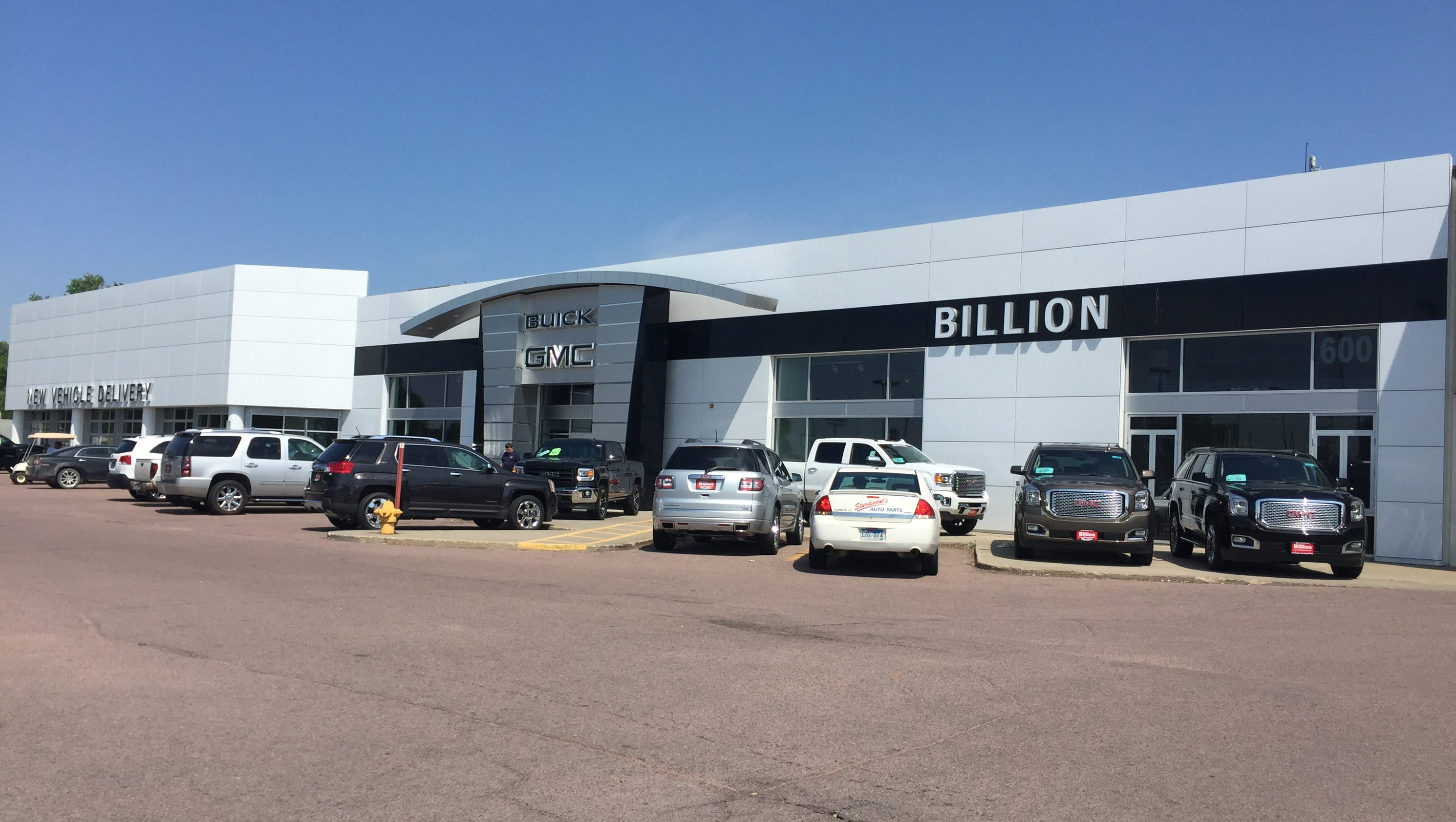 dealerships photos by gmc new buick sf media montague pin facade dealership