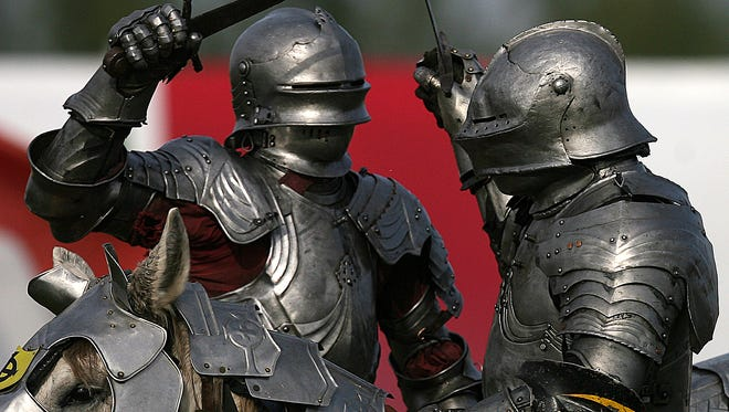 The Riverdale Kiwanis Medieval Faire medieval features acts that travel the country for the biggest medieval shows.