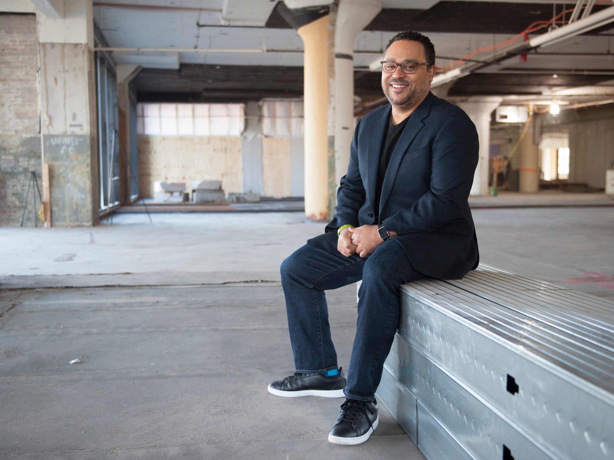 """'There is nothing so cohesive in one building anywhere,' says Kevin Sbraga of Fitler Club, where he says he's given the chance to really focus on the concept and """"the latitude to work within that vision and create something, too.''"""