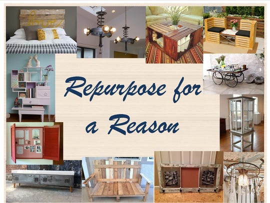 Repurpose for a Reason, a program sponsored  by Greater
