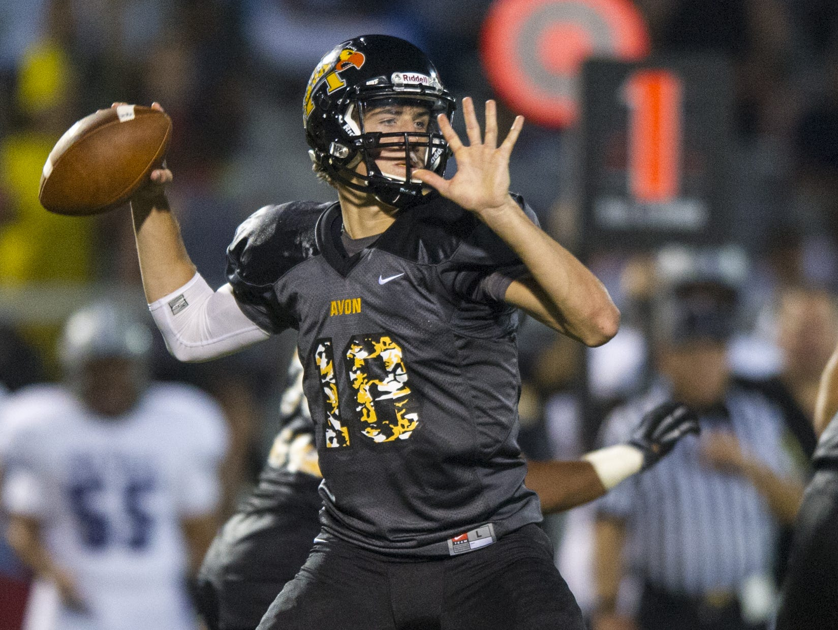 Brandon Peters is on his way to play for Jim Harbaugh and Michigan.