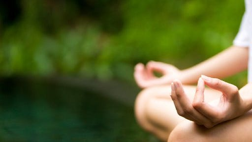 Basic Yoga for Inner Peace:One hour basic yoga poses and half-hour of guided meditation. 10-11:30 a.m. Unity of Stuart, 211 S.E. Central Parkway, Stuart. Adults. $10. Register: 772-214-0892; www.unityofstuart.org.