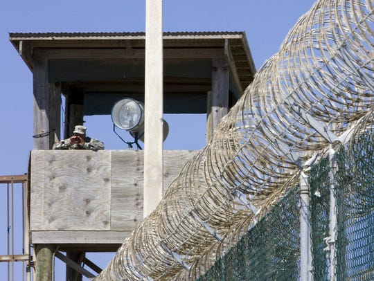 Arizona soldiers are deploying Dec. 29, 2017, for Guantanamo